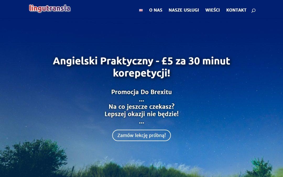 Dlaczego warto uczyć się języka angielskiego przez internet z lingutransla?